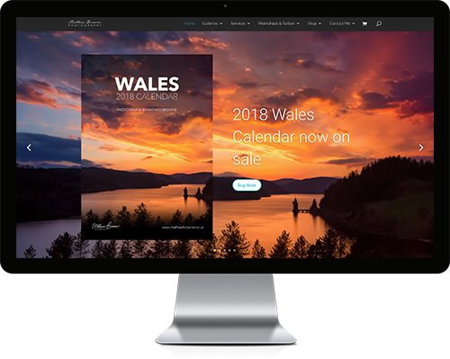 Carmarthen web design