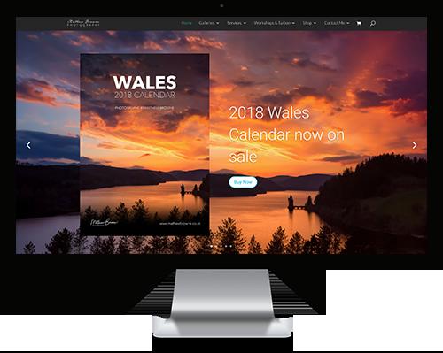 Carmarthen web design